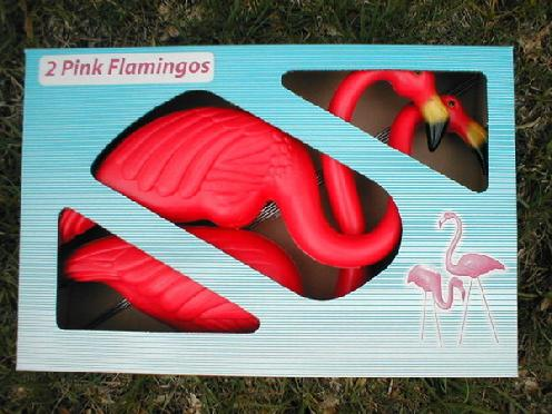 Lawn Flamingos Don Featherstone Original Vintage